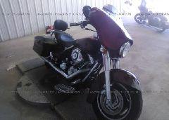 2007 Harley-davidson FLHX - 1HD1KB4307Y671161 Left View
