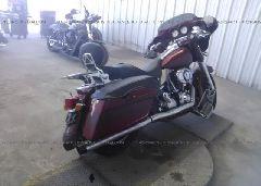 2007 Harley-davidson FLHX - 1HD1KB4307Y671161 rear view