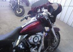2007 Harley-davidson FLHX - 1HD1KB4307Y671161 close up View