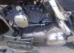2007 Harley-davidson FLHX - 1HD1KB4307Y671161 engine view