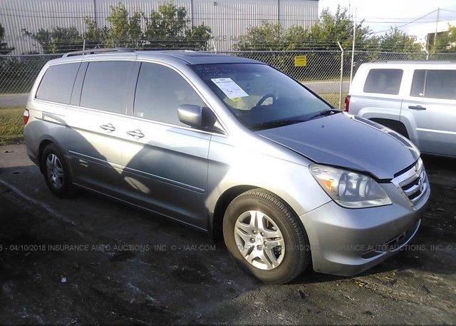 Inventory #366130842 2007 Honda ODYSSEY