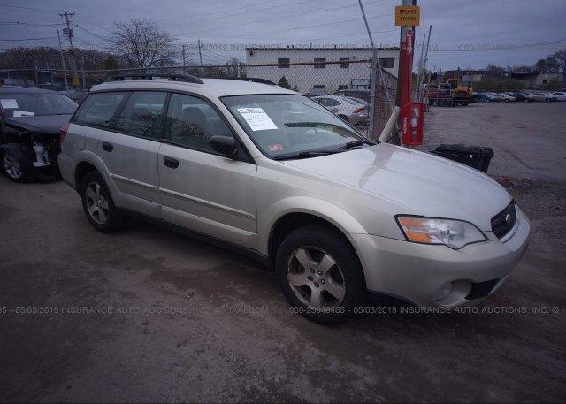 Inventory #232413960 2007 Subaru LEGACY