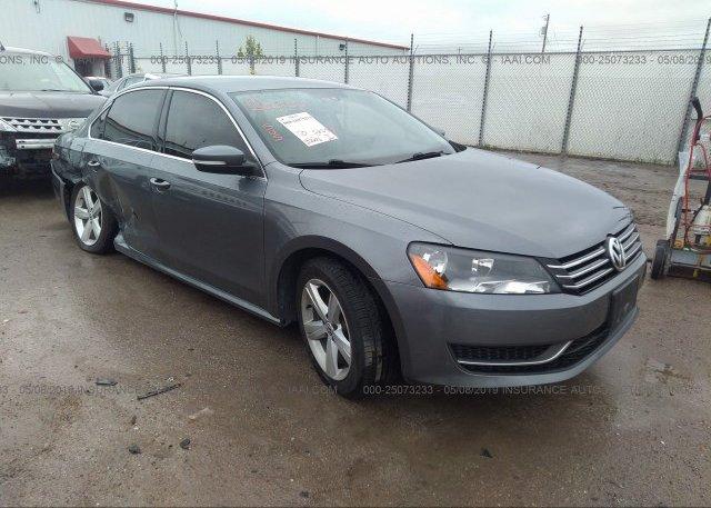 Inventory #489162264 2013 Volkswagen PASSAT
