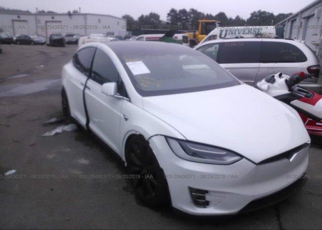 Inventory #568960560 2016 Tesla MODEL X