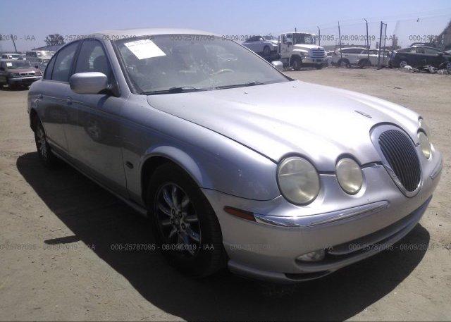 Inventory #573773344 2002 Jaguar S-TYPE