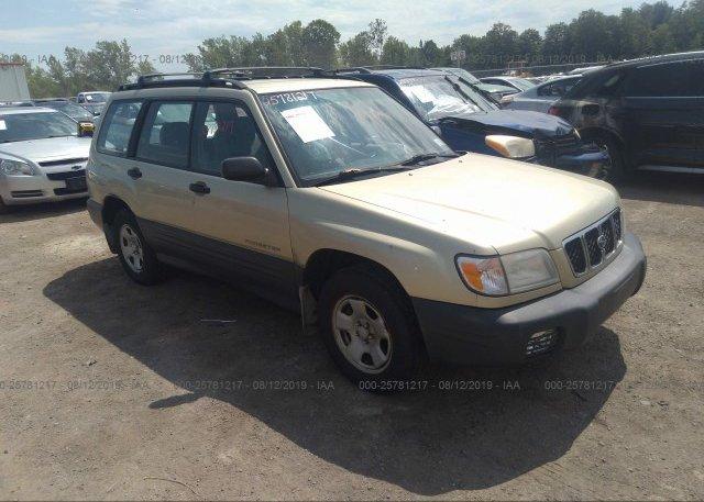 Inventory #321904572 2001 Subaru FORESTER
