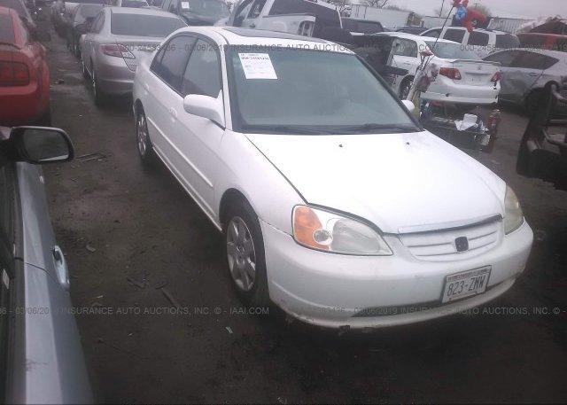 Inventory #530569319 2001 Honda CIVIC