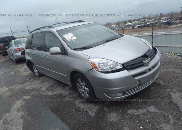 Inventory #113998963 2004 Toyota SIENNA