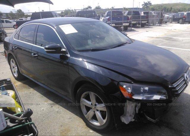 Inventory #908173638 2013 Volkswagen PASSAT