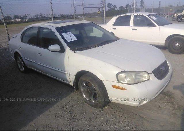 Inventory #843768637 2001 Nissan MAXIMA