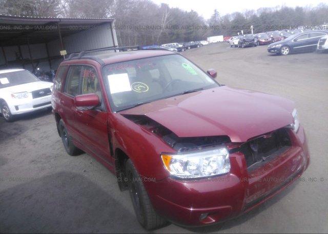 Inventory #363382847 2006 Subaru FORESTER