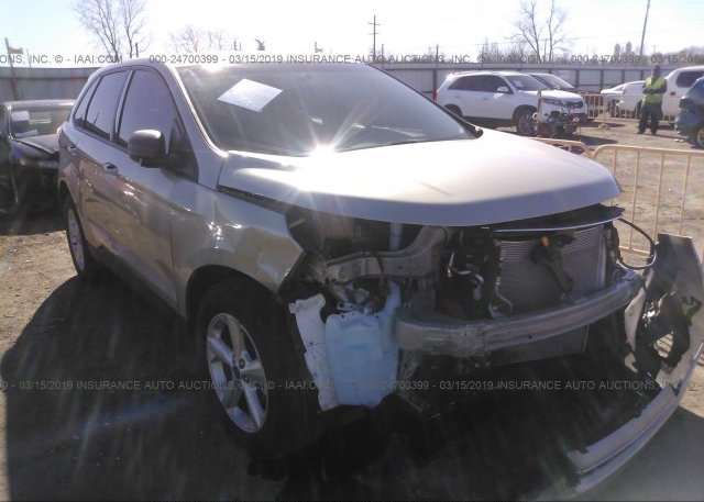 Inventory #463564316 2017 FORD EDGE