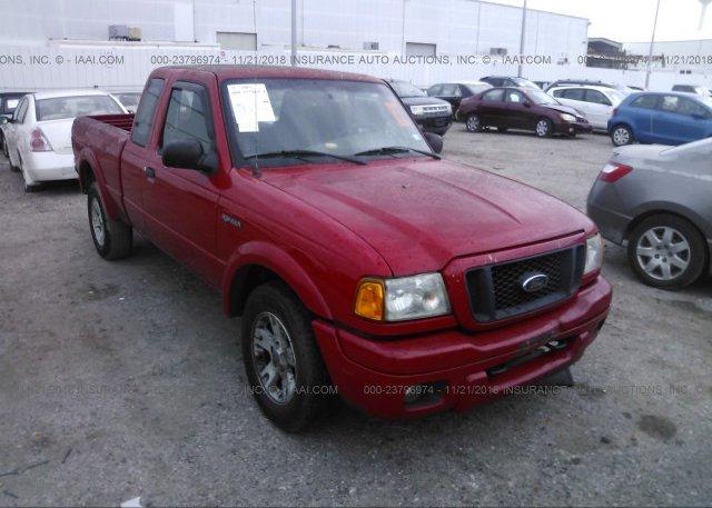 Inventory #751219156 2005 FORD RANGER