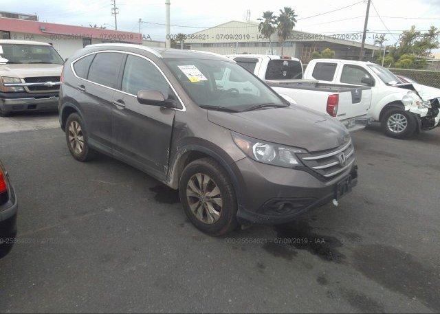 Inventory #658092662 2014 Honda CR-V