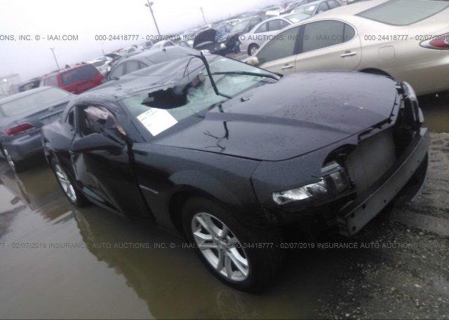 Inventory #958495231 2014 Chevrolet CAMARO
