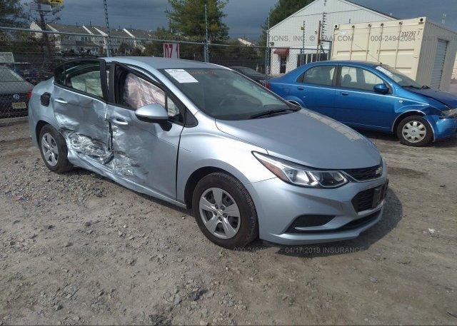 Inventory #561056313 2017 Chevrolet CRUZE