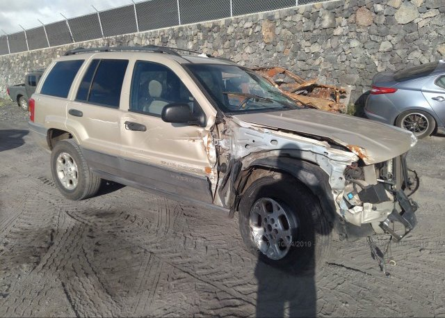 Inventory #819726162 2001 JEEP GRAND CHEROKEE