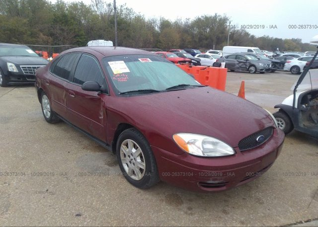 Inventory #524514322 2007 FORD TAURUS