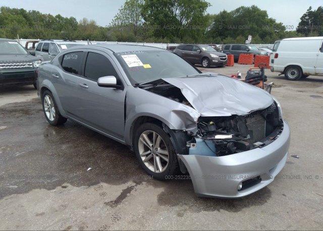 Inventory #934809030 2013 Dodge AVENGER