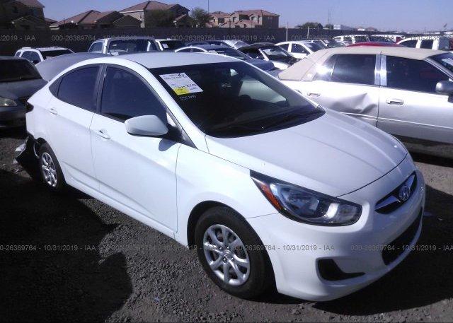 Inventory #845185588 2014 Hyundai ACCENT