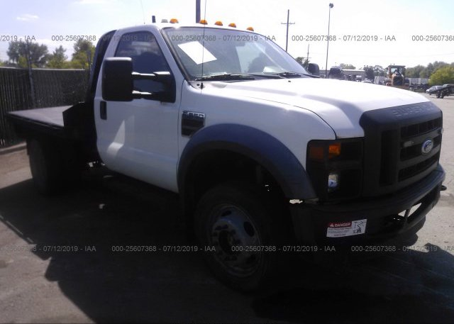 Inventory #724852107 2009 FORD F550