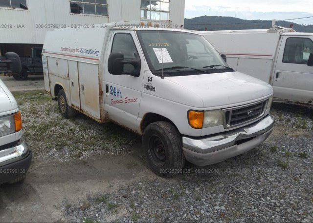 Inventory #960818248 2003 FORD ECONOLINE