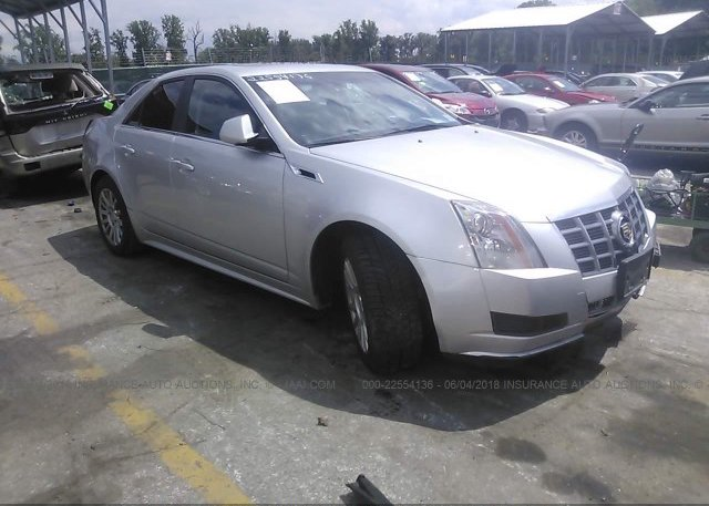 Inventory #313587624 2012 Cadillac CTS