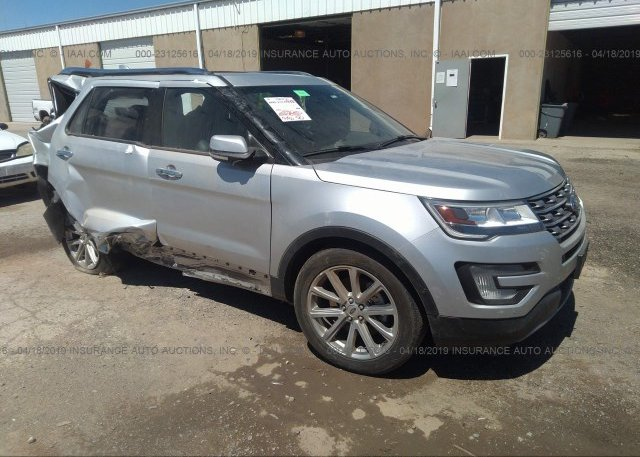 Inventory #904287510 2017 Ford EXPLORER