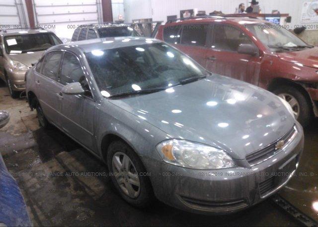 Inventory #523078356 2007 Chevrolet IMPALA