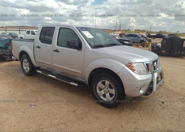Inventory #852100991 2013 Nissan FRONTIER