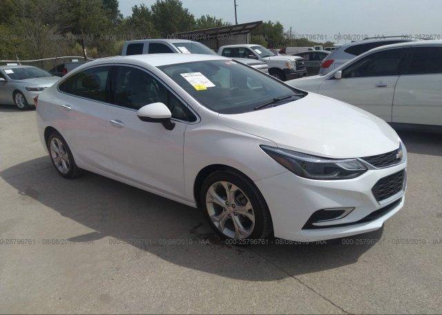 Inventory #931443033 2017 Chevrolet CRUZE