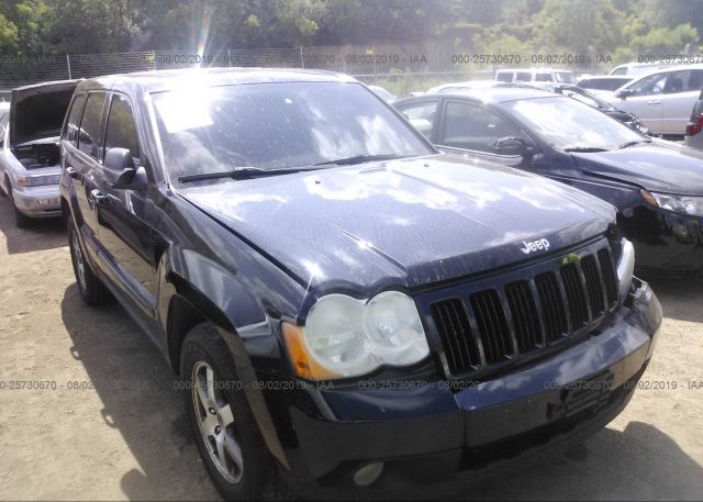 Inventory #409128618 2008 JEEP GRAND CHEROKEE