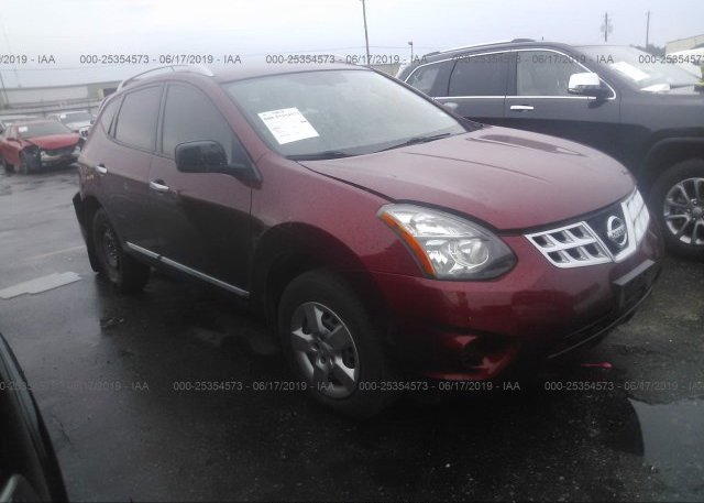 Inventory #672715558 2015 Nissan ROGUE SELECT