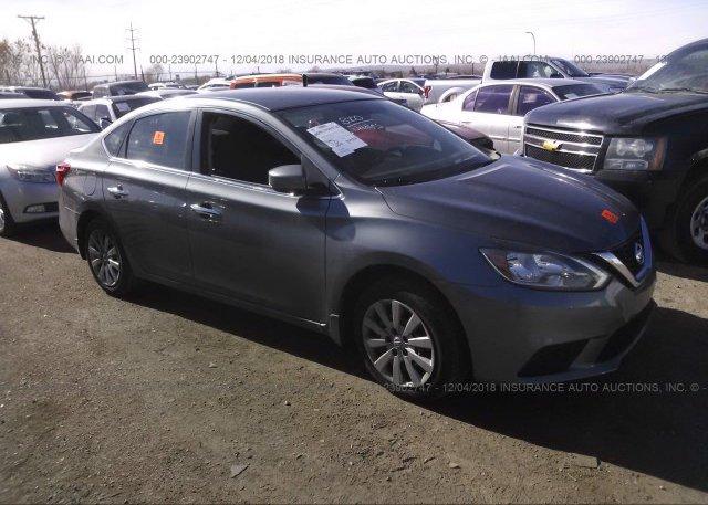 Inventory #583718191 2016 Nissan SENTRA