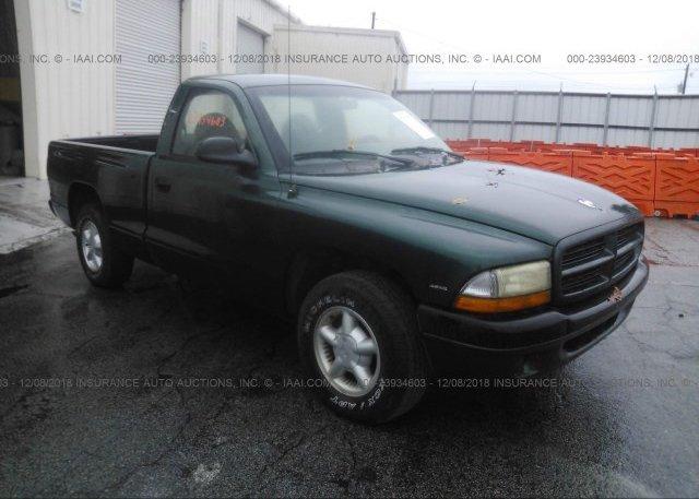 Inventory #607710945 1999 Dodge DAKOTA