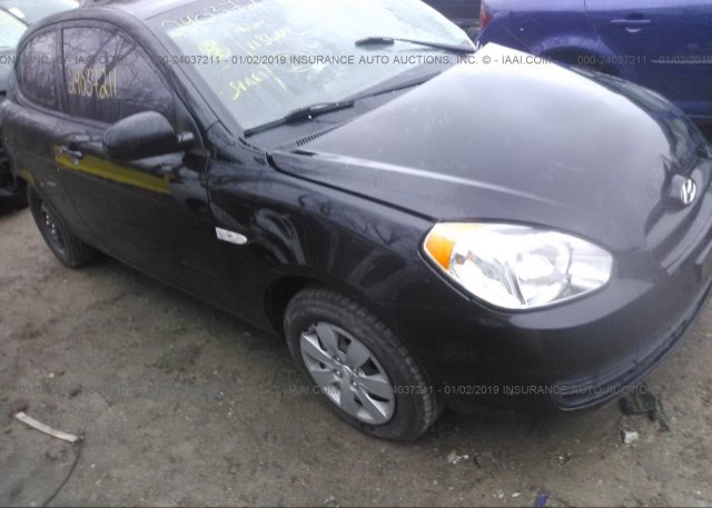 Inventory #695806013 2010 HYUNDAI ACCENT
