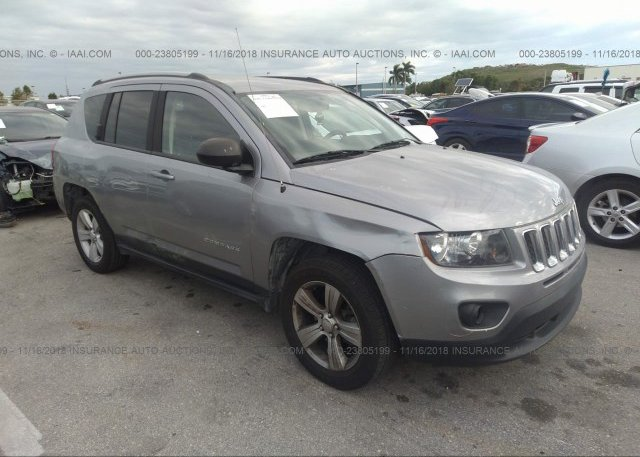 Inventory #348714998 2016 JEEP COMPASS