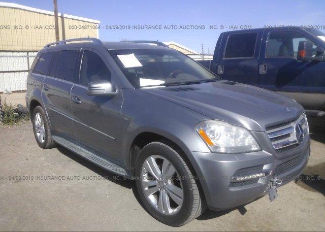 Inventory #260954720 2012 Mercedes-benz GL