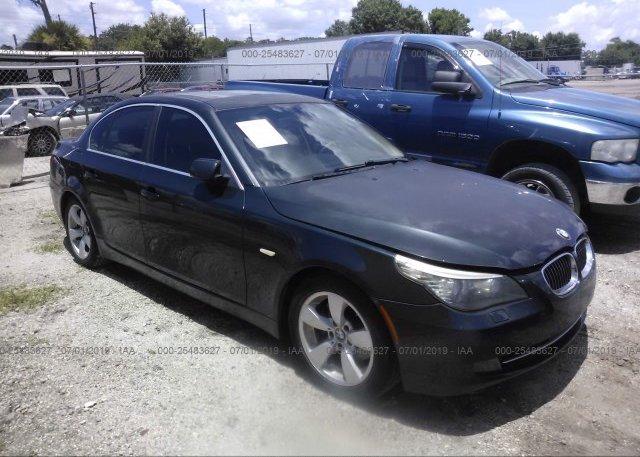 Inventory #140449800 2008 BMW 528
