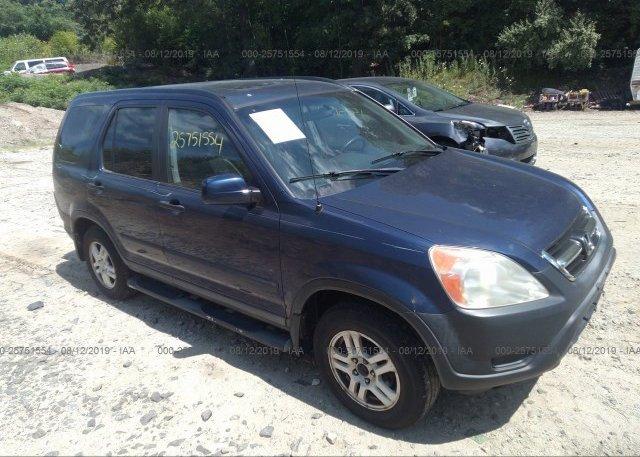 Inventory #359244929 2003 Honda CR-V