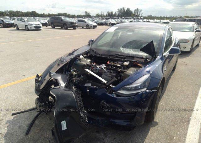 2018 Tesla MODEL 3 - 5YJ3E1EA7JF154293