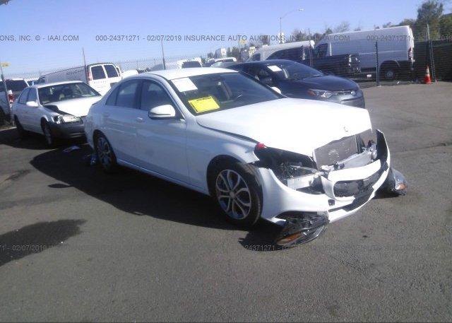 Inventory #434163471 2016 Mercedes-benz C