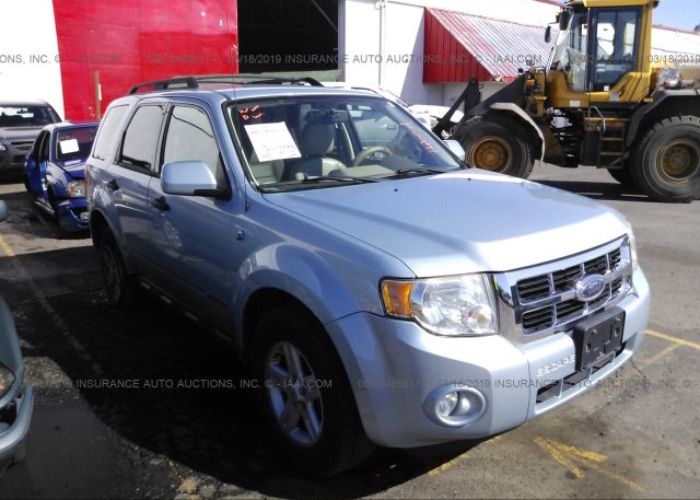 Inventory #611521320 2008 FORD ESCAPE