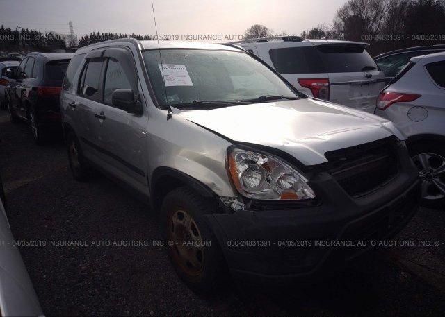 Inventory #999852295 2006 Honda CR-V