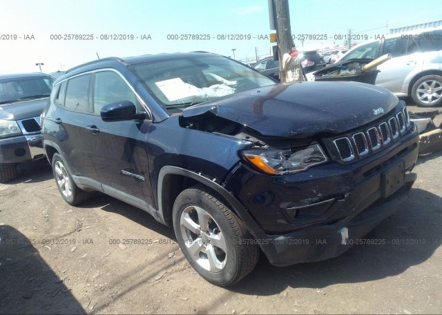 Inventory #757074282 2018 JEEP COMPASS