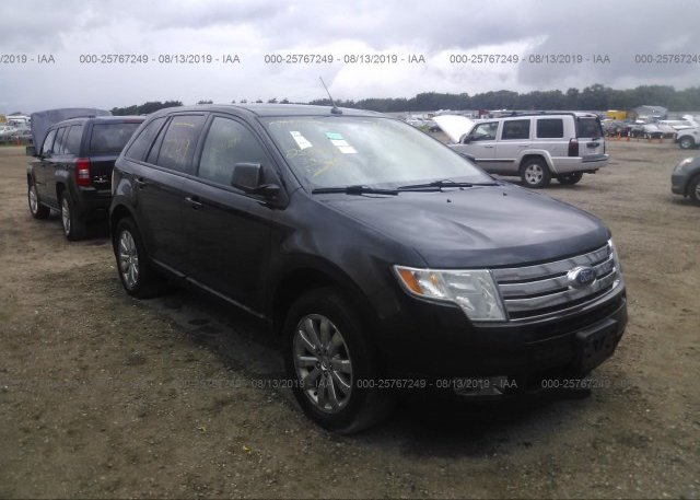 Inventory #475823700 2010 FORD EDGE