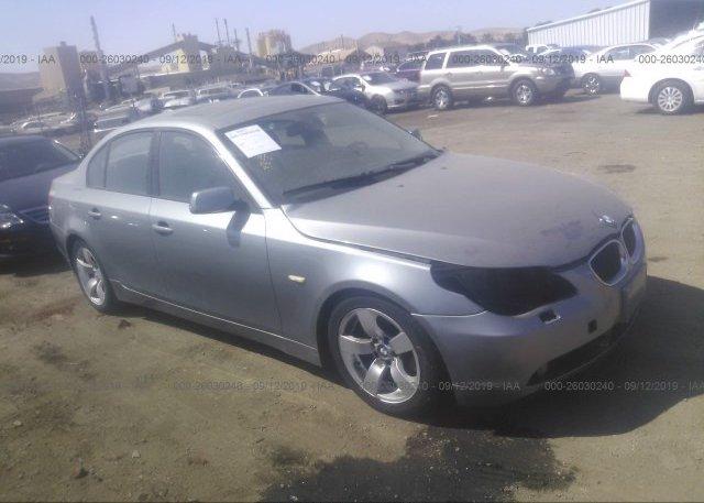 Inventory #602091857 2004 BMW 525