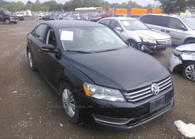 Inventory #637400222 2014 Volkswagen PASSAT