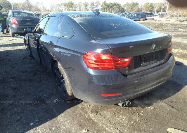 купить 2016 BMW 4 SERIES WBA4C9C53GG140031