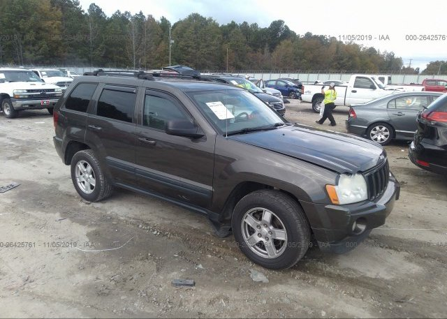 Inventory #610288215 2006 JEEP GRAND CHEROKEE